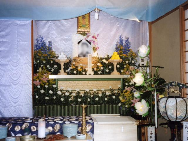 生花祭壇(6尺)